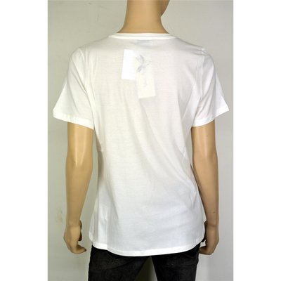 VIA APPIA Shirt 718221 off-white