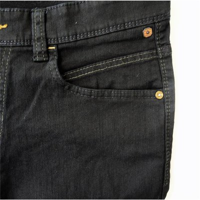 camel active Houston- 5-Pocket Jeans in Schwarz/Forever black 488765 09