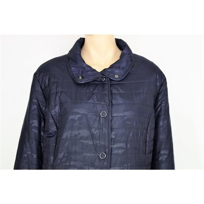 RABE modische, warme Damen Steppjacke in tollem Blau