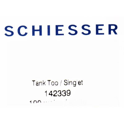 SCHIESSER 95/5 Herren Shirt /Tank-Top/Unterhemd in Weiß, Stretch