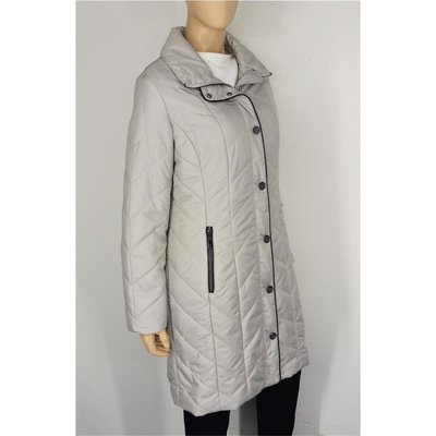 RABE warmer Damen Stepp-Jacke/Mantel in Beige
