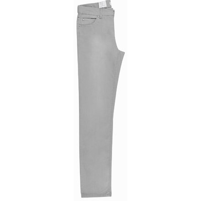 Angels Cici modische Damen Jeans/5-Pocket in Light Grey, Stretch