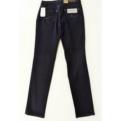 BRAX Mary Glamour, modische Jeans in Dark Blue, Stretch, Slim Fit, Gr. wählbar