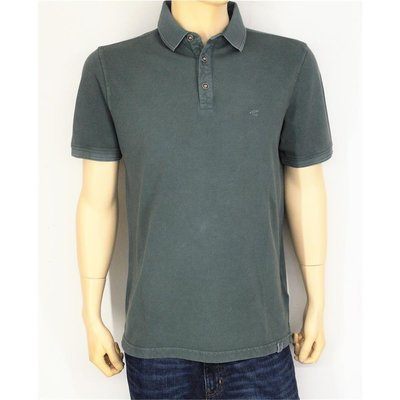 camel active frisches Herren Polo Shirt in modischem Oliv