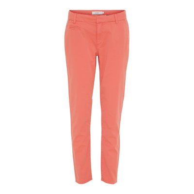 soyaconcept leichte Damen Hose/Chino´s in Coralle/Orange, Stretch