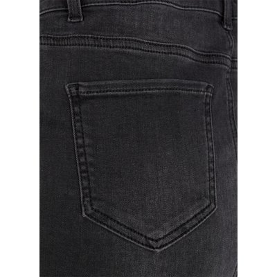 soyaconcept  Calgary modischer Jeans/Denim Rock in Grau,Stretch