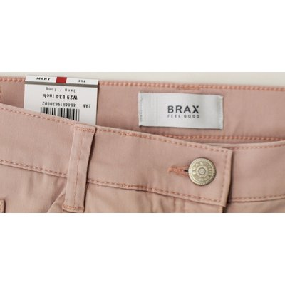 BRAX Mary- City Sport Premium, modische 5-Pocket Hose in Altrosé, Gr,wählbar